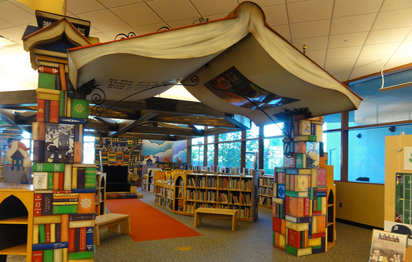 11 Of The Strangest Public Libraries In The World Next City