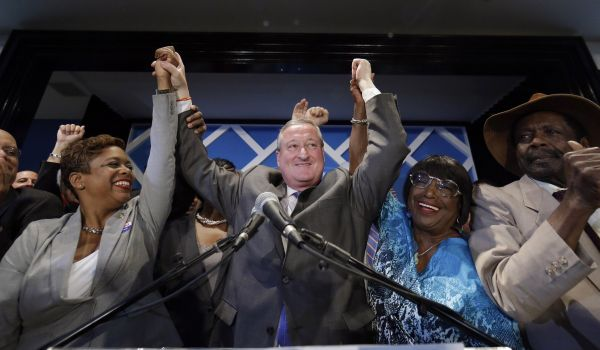 Philly Mayor Jim Kenney Win