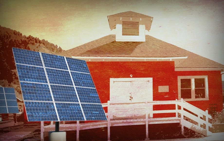 Op ed school solar power project saving millions and for Solar energy projects for kids