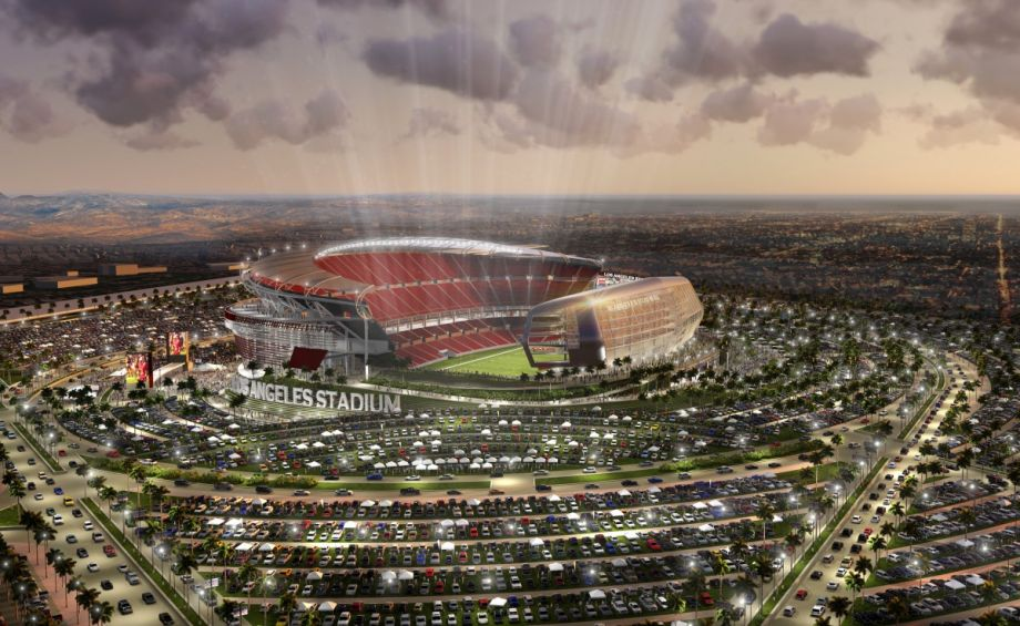 With Nfl Teams Shopping New Stadiums How Can Cities Get